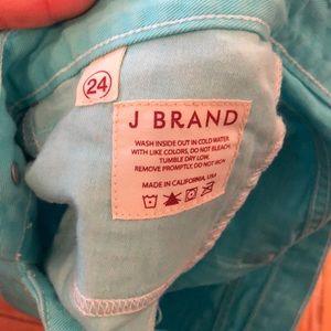 J Brand short